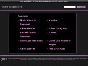 music-dungeon.com