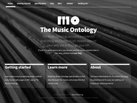 musicontology.com