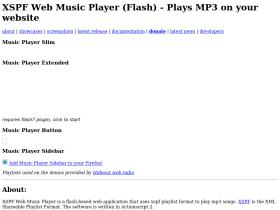 musicplayer.sourceforge.net