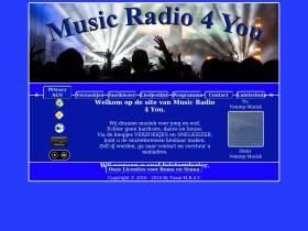 musicradio4you.nl