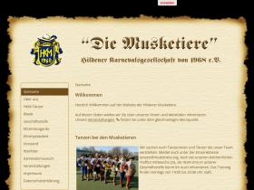 musketiere.org