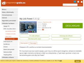 my-usb-power.programasgratis.es