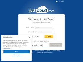 my.justcloud.com