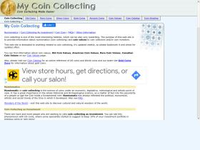 mycoincollecting.com