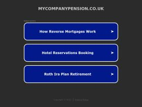 mycompanypension.co.uk