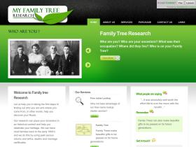myfamilytreeresearch.co.uk