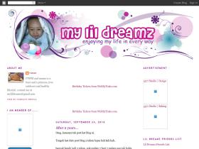mylildreamz.blogspot.com