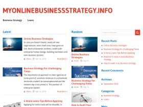 myonlinebusinessstrategy.info
