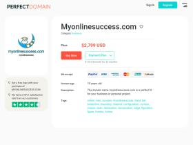 myonlinesuccess.com