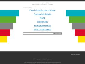 mypianosheets.wordpress.com