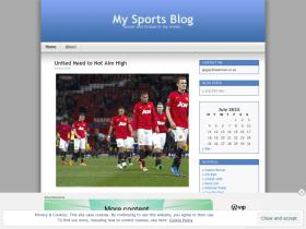 mysportsblog.wordpress.com