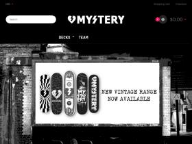 mysteryskateboards.com