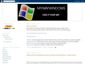 mywaywindows.blogspot.com