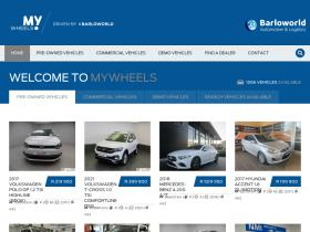 mywheels.co.za