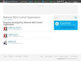 national-aids-control-organisation.software.informer.com