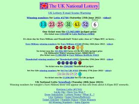 national-lottery.org.uk