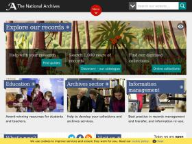 nationalarchives.gov.uk