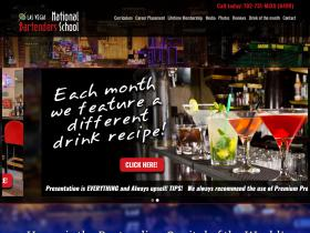 nationalbartenderschools.com