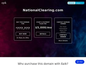 nationalclearing.com