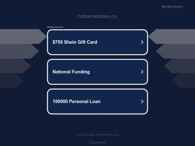 nationallottery.co