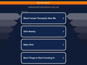 nationaltrustnames.org.uk
