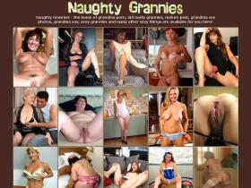 naughtygrannies.net