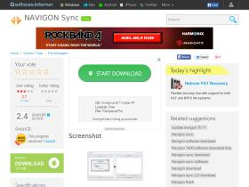 navigon-sync.software.informer.com