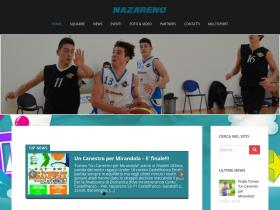 nazarenobasket.it