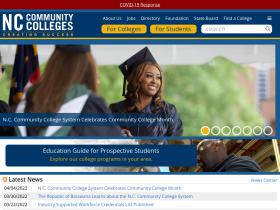 nccommunitycolleges.edu