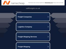ndffreight.co.uk