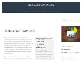 nebraskagenealogy.com