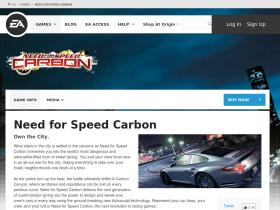 need for speed carbon online spielen
