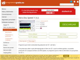 nero-cd-dvd-speed.programasgratis.es
