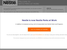 nestle.corporateperks.com