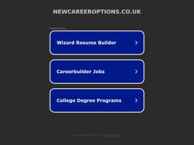 newcareeroptions.co.uk