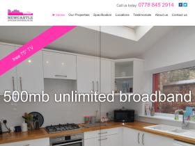 newcastlestudenthouses.co.uk