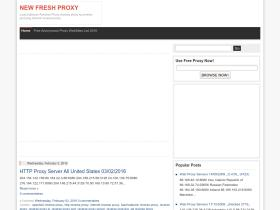 newfreshproxy.blogspot.com