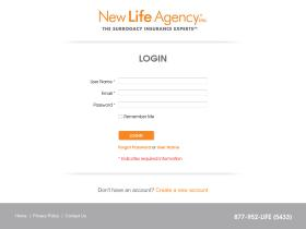 newlifeagencyapplication.com
