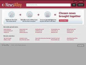 newsalloy.com