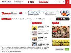 newsday.co.zw