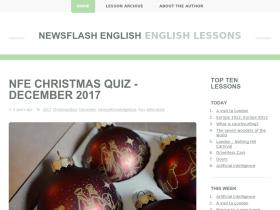 newsflashenglish.com