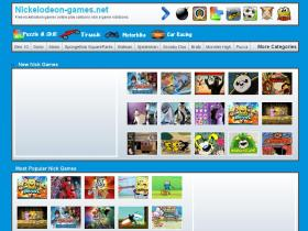 nickelodeon-games.net