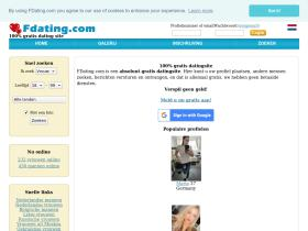 fdating pl Fdatingcom is tracked by us since april, 2011 over the time it has been ranked as high as 13 599 in the world, while most of its traffic comes from germany, where it reached as high as 2 975 position.