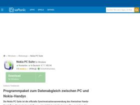 nokia-pc-suite.softonic.de