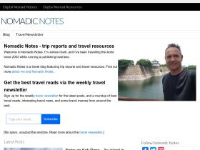nomadicnotes.com