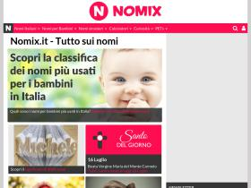 nomix.it