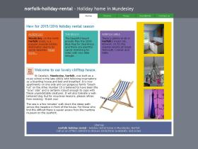 norfolk-holiday-rental.co.uk
