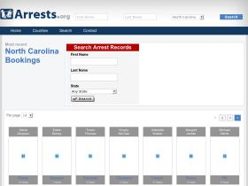 northcarolina.arrests.org