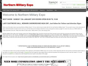 northernmilitaryexpo.co.uk