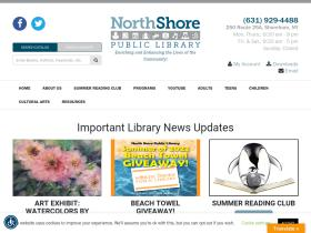 northshorepubliclibrary.org